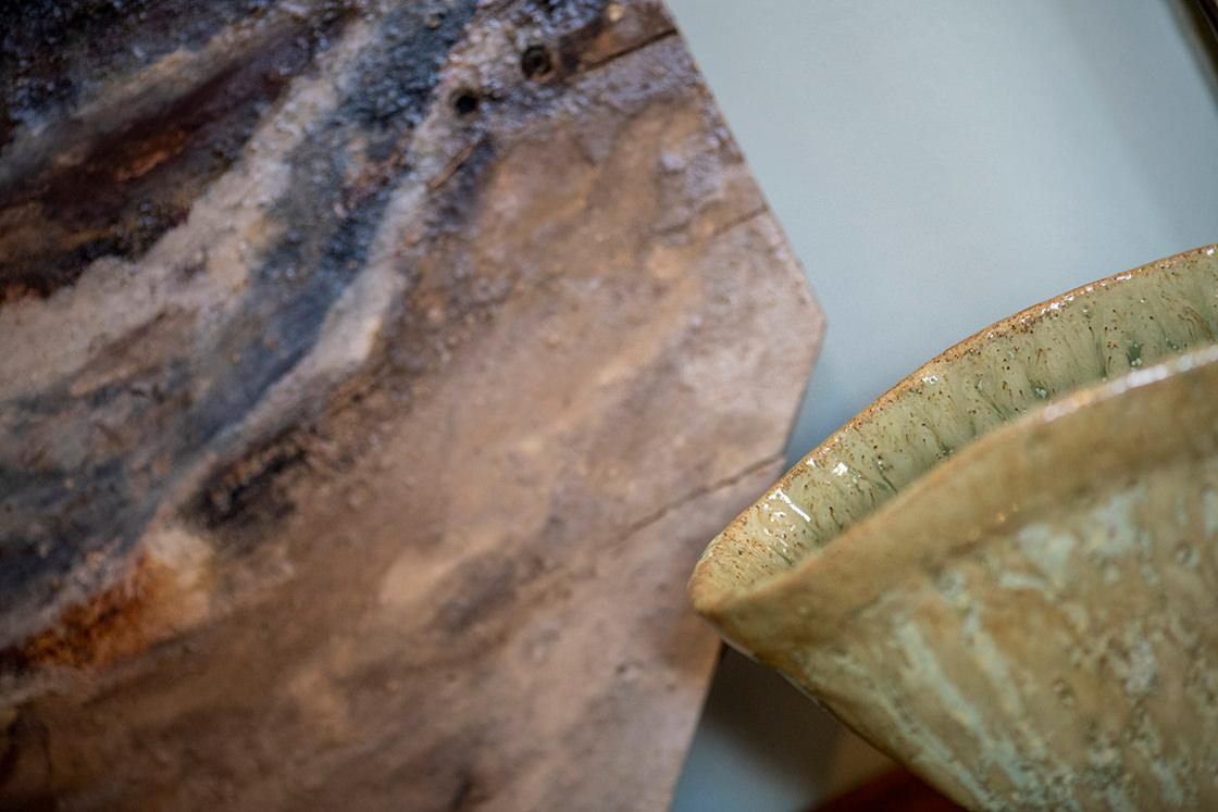 eco design living art gallery ceramics