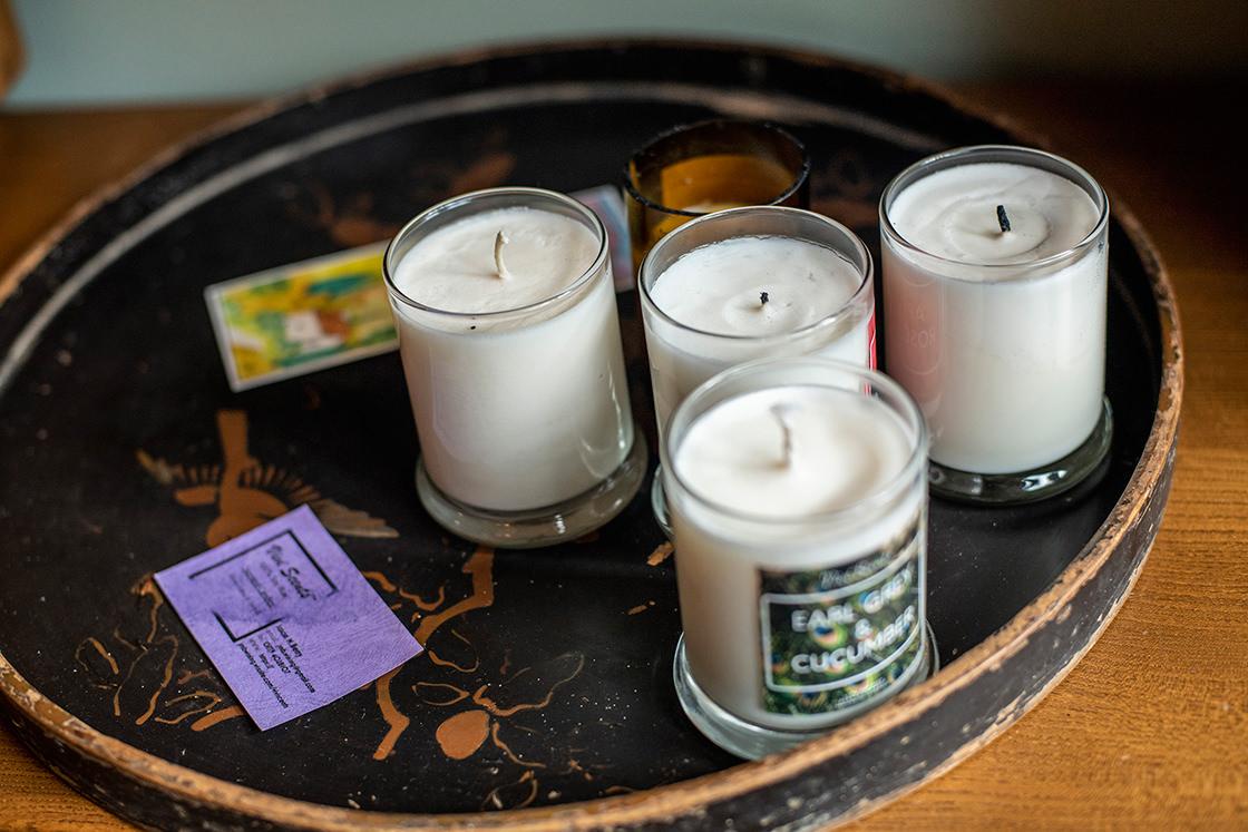 eco design living boutique candles