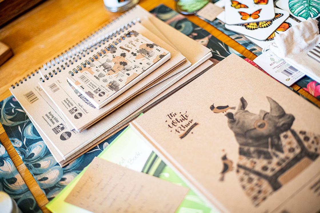 eco design living boutique eco notebooks