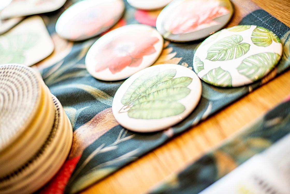 eco design living boutique place mats