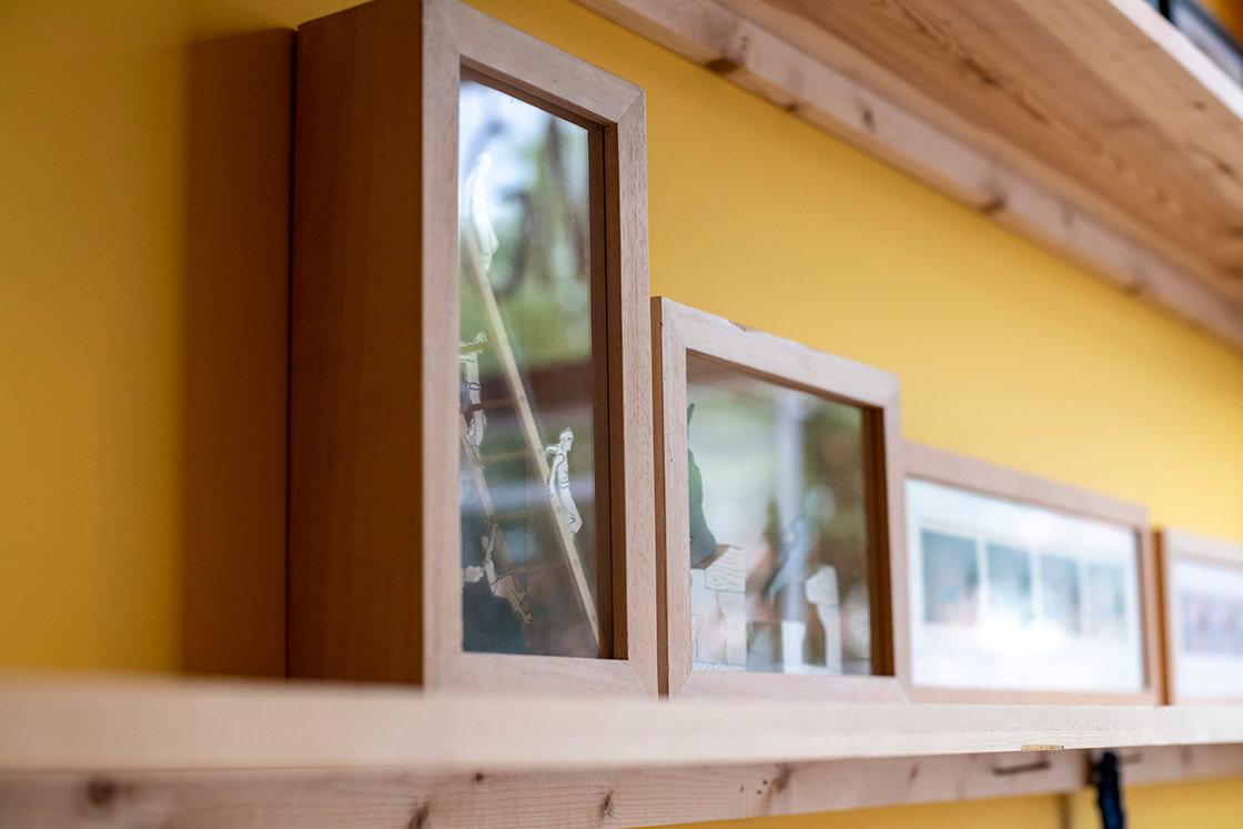 eco design living gallery framed art
