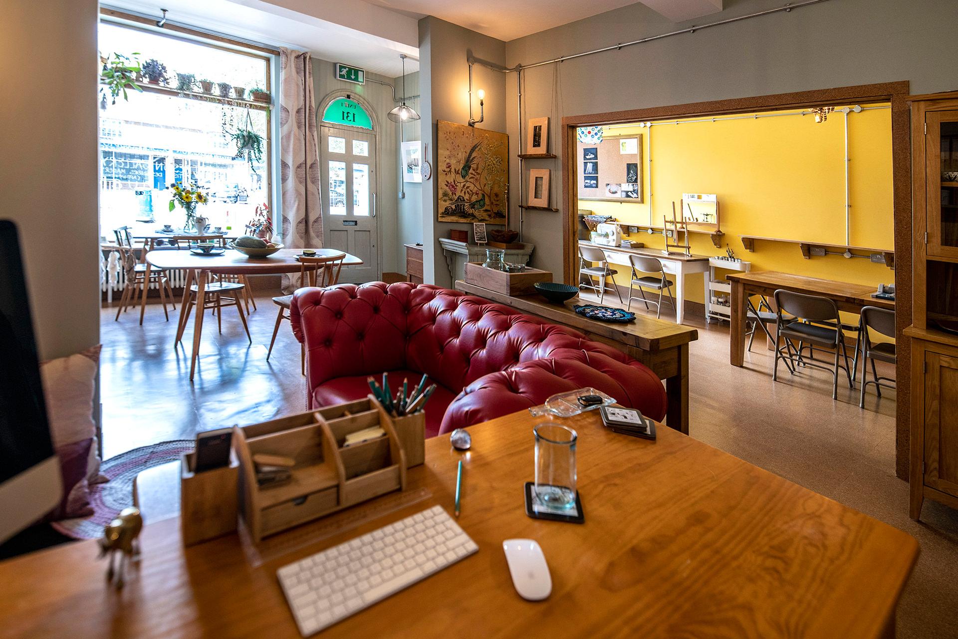 eco design living interior design gallery and event space
