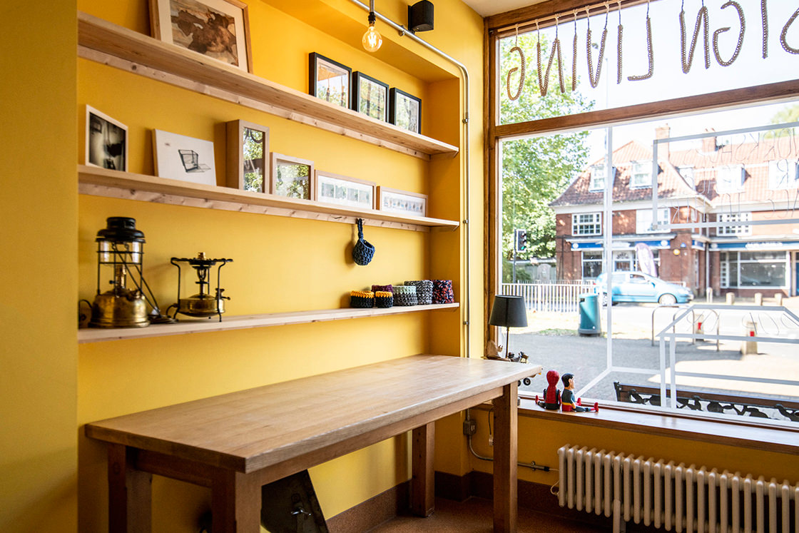 eco interior design workshop interior